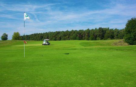 Golf Club Gross Kienitz Cover