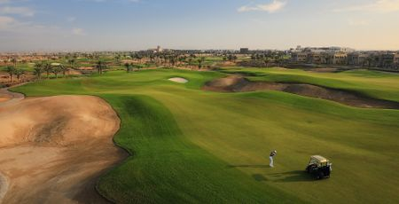 The Emergence of Golf in Saudi Arabia Cover Picture