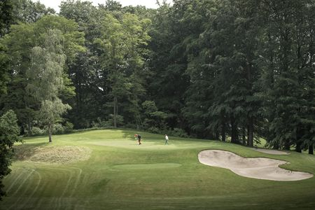 Hamburg Walddörfer Golf Club Cover Picture