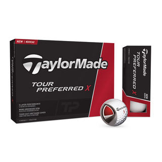 Taylormade tour preferred x photo