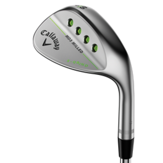 Callaway md milled chrome photo