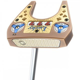 Odyssey limited edition lucky c s putter photo