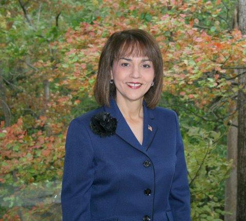 Councilwoman Jeanette Rishell