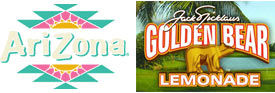 Golf sponsor named Arizona - Golden Bear Lemonade