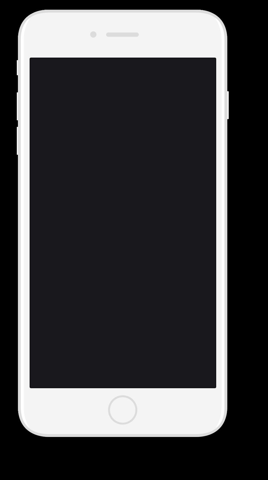 Big flat iPhone