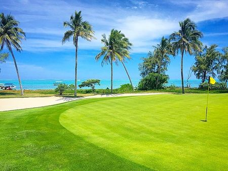 Ile aux cerfs golf club post image