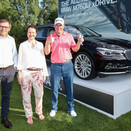 Bmw international open post image