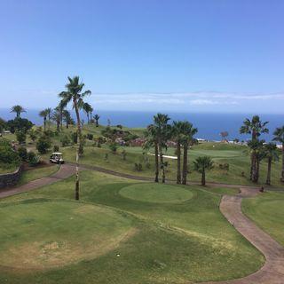 Campo de golf abama post image