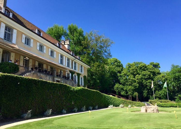 Golf and country club de bonmont post image