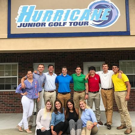 Hurricane junior golf tour post image