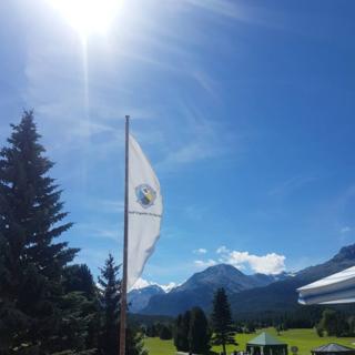 Engadine golf club samedan post image
