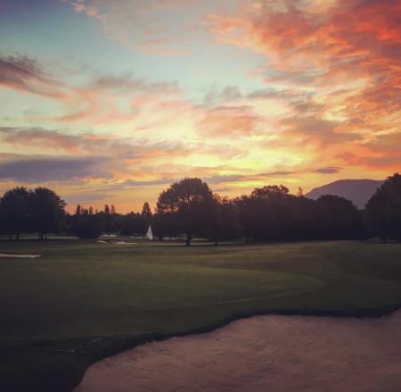 Golf club de geneve post image