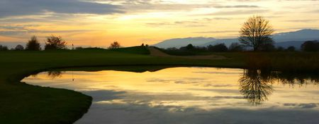 Alsace golf links post image
