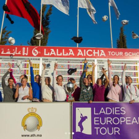 Ladies european tour post image