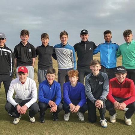Scottish golf post image