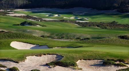 West cliffs golf links post image