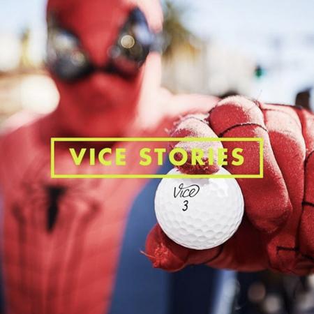Vice golf post image