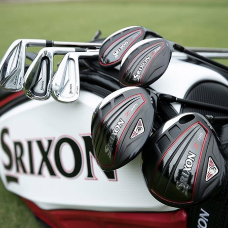 Srixon golf post image